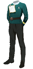 Uniform Dress Admiral Blue