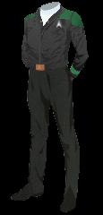 Uniform Jacket Green