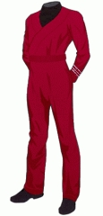 Uniform utility red crewman