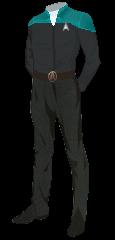 Uniform Admiral Blue