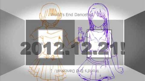 UTAU World's End Dancehall Lizabelle X Haruka