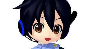 【あ夢マルコ Ayume Maruko】おちゃめ機能 Fukkireta【MMDxUTAUカバー】