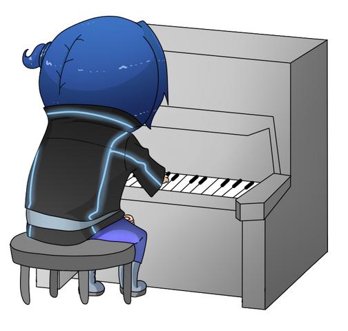 File:Tonyu on piano by KuroKitsuSan..png
