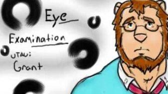 UTAU GRANT- Eye examination