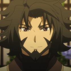 Ukon Anime Portrait