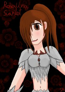Rosalina Scarlet - Helledge Armor Color