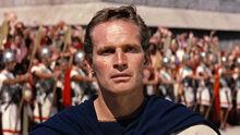 Charlton Heston in Ben Hur trailer