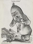 Herbert cartoon about the H-Bomb