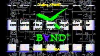 Sega Genesis XBAND (All basic Menus)