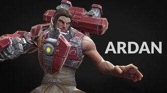 Ardan Hero Spotlight