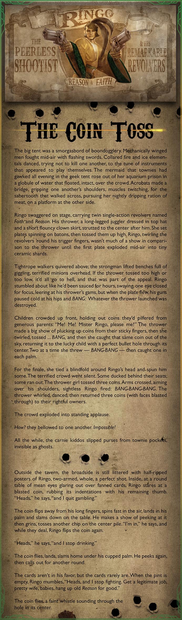 Ringo lore 2