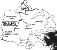 SeejayMap