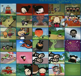 Pucca 116 Evil Love - A Better Boyfriend - Prince Not So Charming