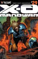 X-O Manowar Vol 3 29