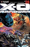 X-O Manowar Vol 3 28