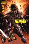Ninjak 001 by Lewis LaRosa