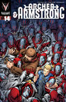 Archer and Armstrong Vol 2 14