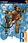 A and A The Adventures of Archer and Armstrong Vol 1 1