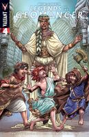 Book of Death Legends of the Geomancer Vol 1 4