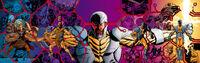 X-O Manowar Vol 3 0 Johnson Variant Textless