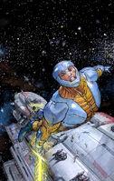 X-O Manowar Vol 3 43 Pastoras Variant Textless