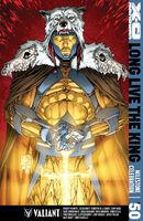 X-O Manowar Vol 3 50 Davis Variant