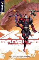 X-O Manowar Vol 3 26 Hairsine Variant