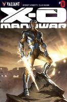 X-O Manowar Vol 3 0