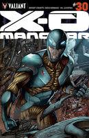 X-O Manowar Vol 3 30 Sandoval Variant