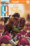 A and A The Adventures of Archer and Armstrong Vol 1 10