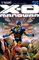 X-O Manowar Vol 3 39