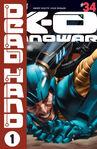 X-O Manowar Vol 3 34