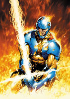 X-O Manowar Vol 3 8 Hairsine Variant Textless