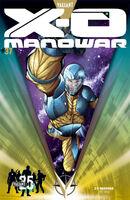 X-O Manowar Vol 3 37 Sandoval Variant