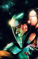 X-O Manowar Vol 3 49 Gorham Variant Textless