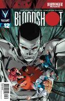 Bloodshot Vol 3 12 Zircher Variant