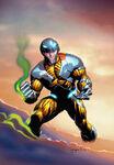 X-O Manowar Vol 3 1 Nord Variant Textless