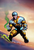 X-O Manowar Vol 3 1 Nord Variant Textless