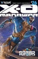 X-O Manowar Vol 3 26