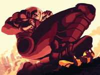 X-O Manowar Vol 3 32 Textless