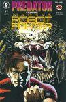 Predator Versus Magnus Robot Fighter Vol 1 1