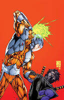 X-O Manowar Vol 3 21 Textless