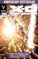 X-O Manowar Vol 3 25 Hitch Variant