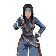 Lavinia combat uniform