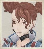 VC Rosie Portrait