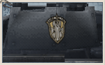 Gallian Army Crest - Tank Seal