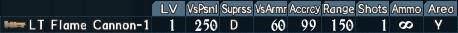 Flamethrower spec 1-1