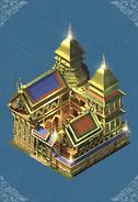 Gold Alliance Hall Lv.15