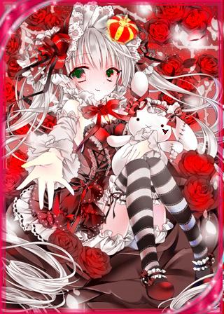 Queen Red Rose HUR