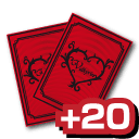Card Limit 20